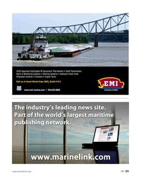 Marine News Magazine, page 23,  May 2019