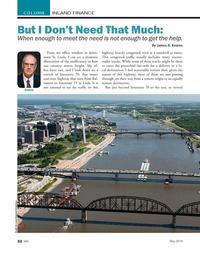 Marine News Magazine, page 32,  May 2019