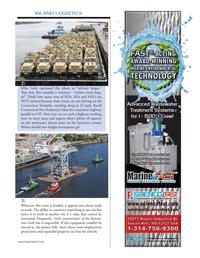 Marine News Magazine, page 37,  May 2019