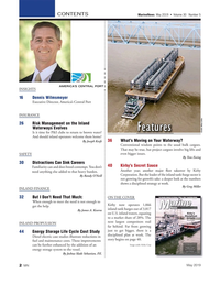Marine News Magazine, page 2,  May 2019