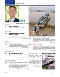 Marine News Magazine, page 2,  May 2019