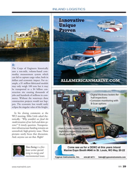 Marine News Magazine, page 39,  May 2019