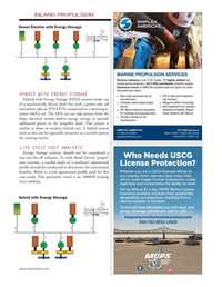 Marine News Magazine, page 45,  May 2019