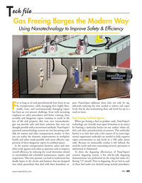 Marine News Magazine, page 49,  May 2019