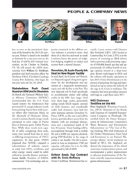 Marine News Magazine, page 57,  May 2019