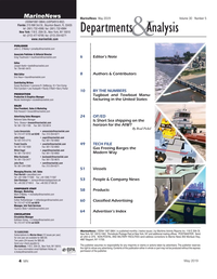Marine News Magazine, page 4,  May 2019