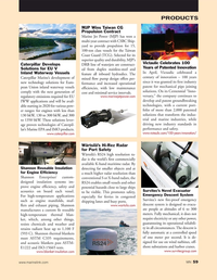 Marine News Magazine, page 59,  May 2019