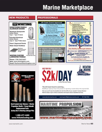 Marine News Magazine, page 63,  May 2019