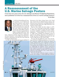 Marine News Magazine, page 20,  Jun 2019