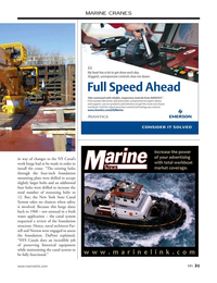 Marine News Magazine, page 4th Cover,  Jun 2019