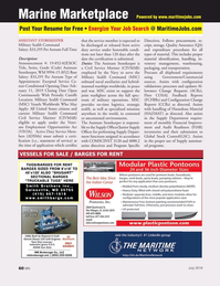 Marine News Magazine, page 60,  Jul 2019