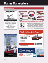 Marine News Magazine, page 62,  Jul 2019
