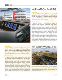 Marine News Magazine, page 14,  Aug 2019