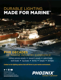 Marine News Magazine, page 2nd Cover,  Aug 2019