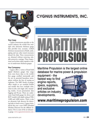 Marine News Magazine, page 29,  Aug 2019