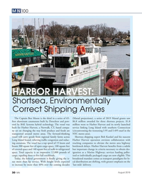 Marine News Magazine, page 30,  Aug 2019