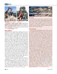 Marine News Magazine, page 34,  Aug 2019