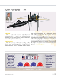 Marine News Magazine, page 35,  Aug 2019