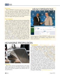 Marine News Magazine, page 40,  Aug 2019