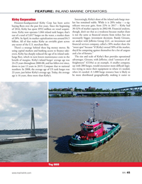Marine News Magazine, page 45,  Aug 2019