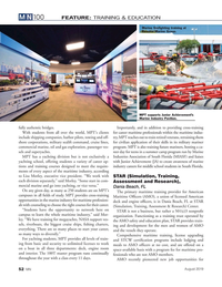 Marine News Magazine, page 52,  Aug 2019