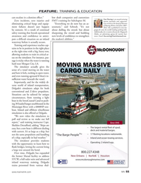 Marine News Magazine, page 55,  Aug 2019