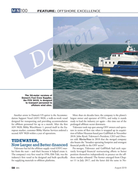 Marine News Magazine, page 58,  Aug 2019