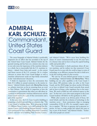 Marine News Magazine, page 62,  Aug 2019
