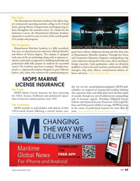 Marine News Magazine, page 65,  Aug 2019