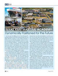 Marine News Magazine, page 68,  Aug 2019