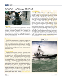 Marine News Magazine, page 72,  Aug 2019