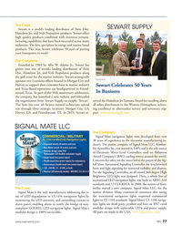 Marine News Magazine, page 77,  Aug 2019