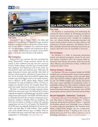 Marine News Magazine, page 78,  Aug 2019