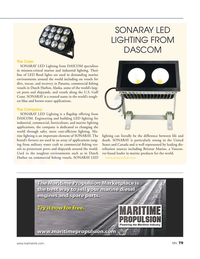 Marine News Magazine, page 79,  Aug 2019