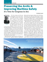 Marine News Magazine, page 22,  Nov 2019