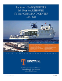 Marine News Magazine, page 41,  Nov 2019