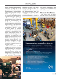 Marine News Magazine, page 49,  Nov 2019