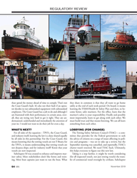 Marine News Magazine, page 64,  Nov 2019