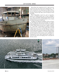 Marine News Magazine, page 74,  Nov 2019