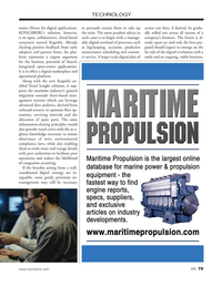 Marine News Magazine, page 79,  Nov 2019