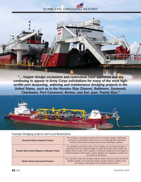 Marine News Magazine, page 82,  Nov 2019
