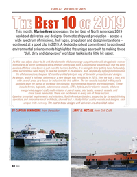 Marine News Magazine, page 40,  Dec 2019