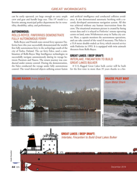 Marine News Magazine, page 44,  Dec 2019