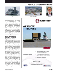 Marine News Magazine, page 55,  Dec 2019
