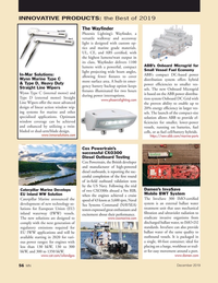 Marine News Magazine, page 56,  Dec 2019