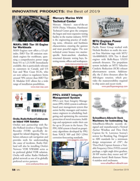 Marine News Magazine, page 58,  Dec 2019