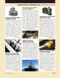 Marine News Magazine, page 59,  Dec 2019