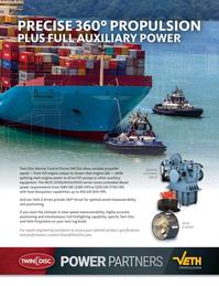 Marine News Magazine, page 2nd Cover,  Jan 2020