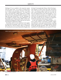 Marine News Magazine, page 30,  Jan 2020