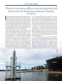 Marine News Magazine, page 35,  Jan 2020